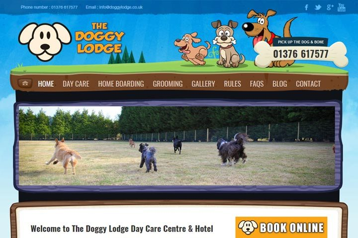 Doggy Lodge Hotel, Braintree