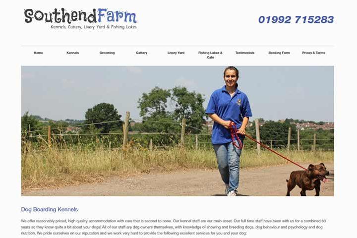 Southend Farm Boarding Kennels