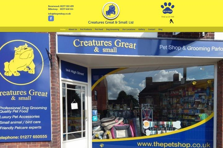 Creatures Great and Small, Billericay