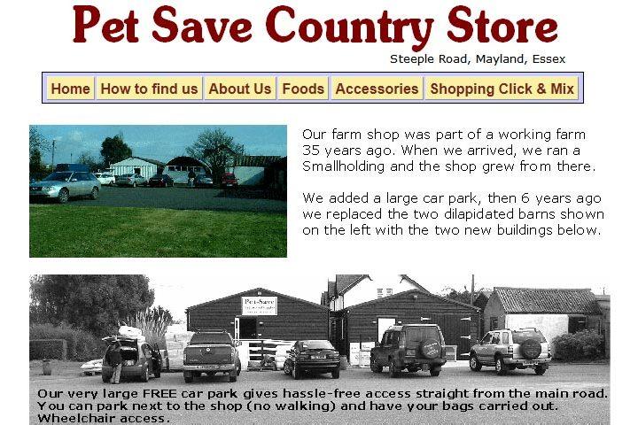 Pet Save, Mayland