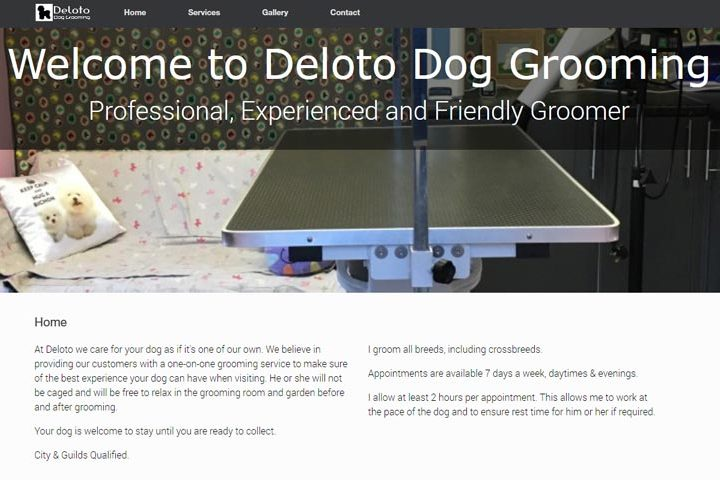 Deloto Dog Grooming, Marks Tey