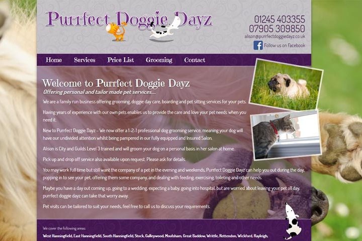 Purrfect Doggie Dayz, West Hanningfield