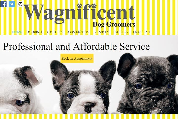 Wagnificent Dog Groomers, Shenfield