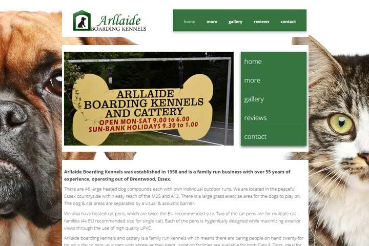 Arllaide Boarding Kennels