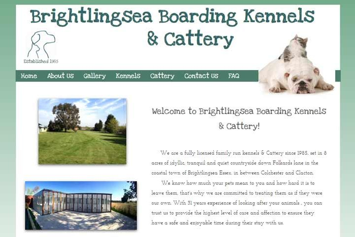 brightlingsea boarding kennels