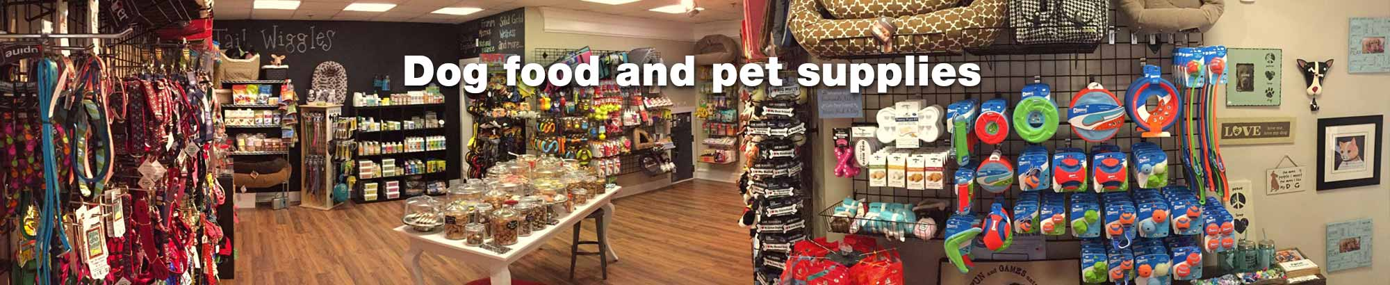 Dog food and pet stores in Essex on EssexDogs co uk