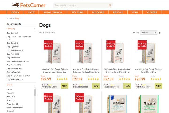 Pets Corner, Braintree