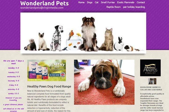Wonderland Pets, Stanford-Le-Hope